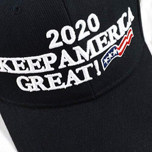 THE HAT DEPOT Exclusive Donald Trump Slogan Keep America Great/Make America Great Again 3D Cap