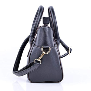 QZUnique Women's Summer Fashion Top Handle Cute Cat Cross Body Shoulder Bag