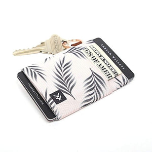 Thread Wallets - Slim Minimalist Wallet - Front Pocket Credit Card Holder for Women