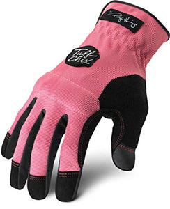 Ironclad Tuff Chix Women's Work Gloves TCX-22-S, Small