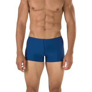 Speedo Men's Swimsuit – Solid Square Leg, Endurance+