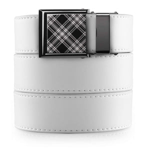 SlideBelts Ratchet Belt with Square Buckle - Custom Fit