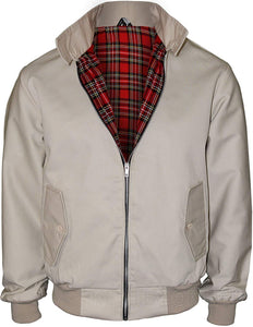 Kentex Online Men's Harrington UK Sizes Retro Smart Classic Jacket
