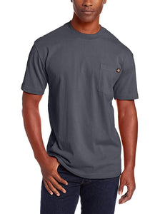 Dickies Men's Short Sleeve Heavyweight Crew Neck