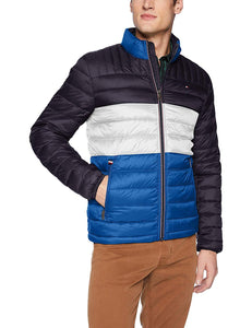 Tommy Hilfiger Men's Big and Tall Ultra Loft Packable Puffer Jacket