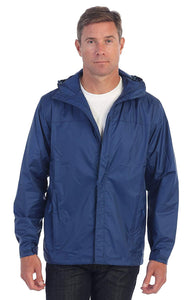 Gioberti Men's Waterproof Rain Jacket