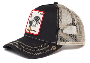 Goorin Bros. Men's Animal Farm Snap Back Trucker Hat,