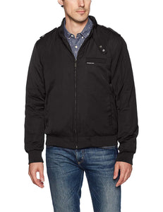Members Only Heavy Twill Iconic Racer Jacket