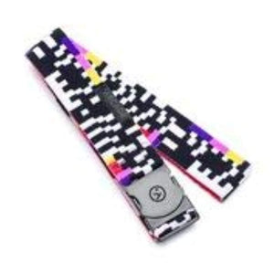 Arcade Mens & Womens Elastic Stretch Web Belts: Adventure Collection, Adjustable Non-Metal Buckle