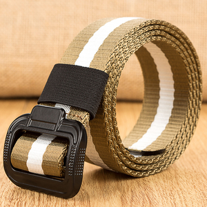 Canvas Belt Nylon Wild Youth Outdoor Casual Pants Belt