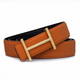 Fashion Men's Belt Luxury H Brand Designer Belt