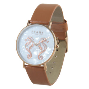 Frank  - Sea Horse Brown