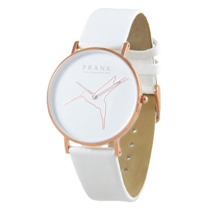 Frank - Humming Bird - Rose Gold