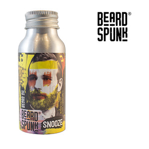 Beard Spunk ® CHAMOMILE Premium Beard & Moustache Oil 50ml. Beard Spunk Beard Oil & Moustache Grooming Kits