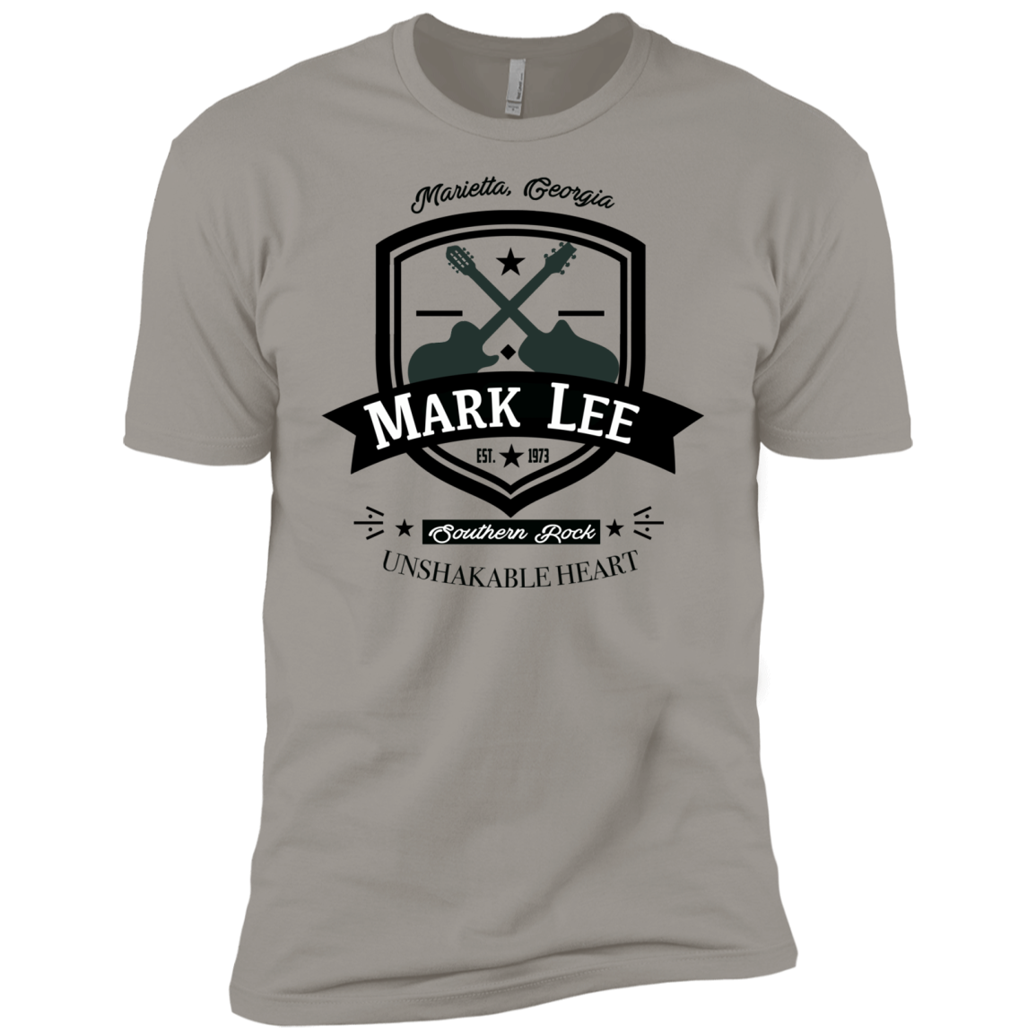 Mark Lee - Crossing Guitars - Lighter Version