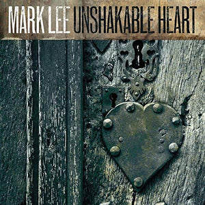 Unshakable Heart EP - Physical CD signed by Mark Lee