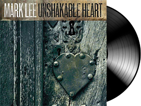 Unshakable Heart  EP Vinyl - Signed by Mark