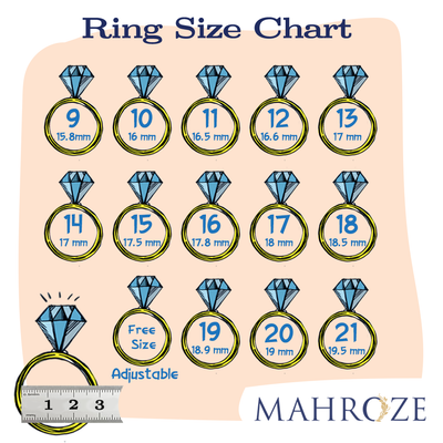 Wanna check your ring size?