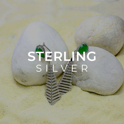 Sterling Silver Jewellery of Mahroze