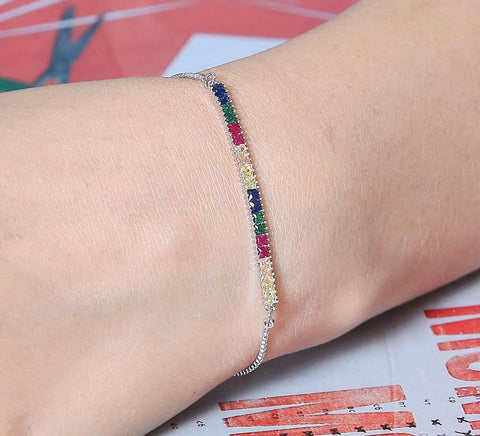 Tennis and Soft Bracelet
