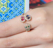 Multi Adjustable Ring