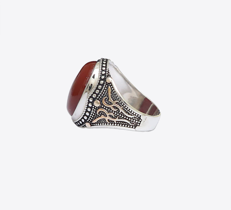 Chromatic Sterling Silver Ring