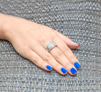Buy Silver Ring Online In Pakistan