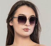 Extra Sunnies In Shade Milky Tortise - Women