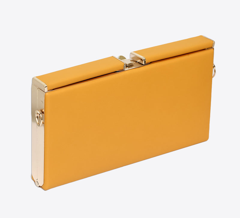 A Classy Clutch - Yellow