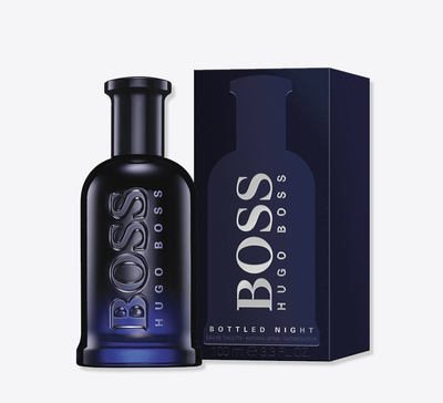 Hugo Boss Bottled Night Edt - 100 mL - Men