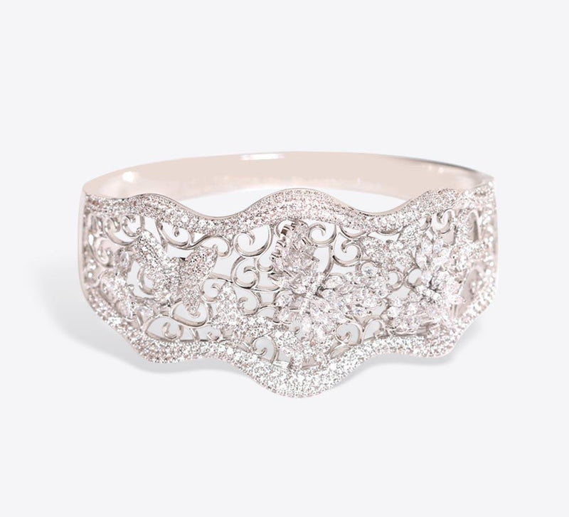 Cuff Bangle : MB-3055 - Mahroze