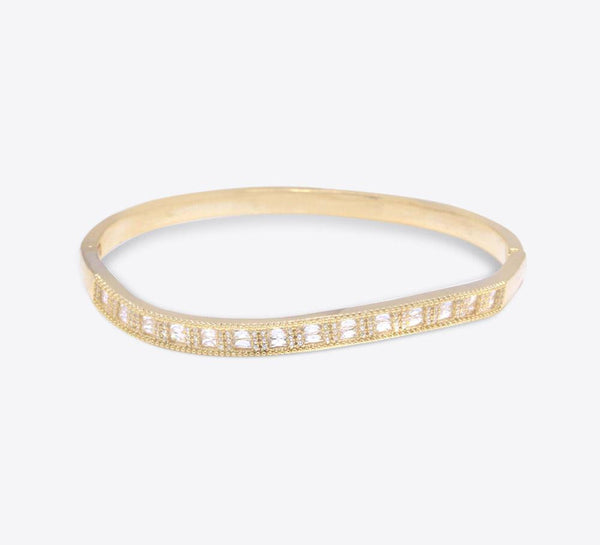 Buy Golden Women Bracelet Online in Pakistan