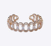 Adjustable Bangle : MB-3129 - Mahroze
