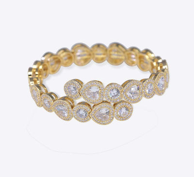 Golden Adjustable Women Bracelet Online in Pakistan