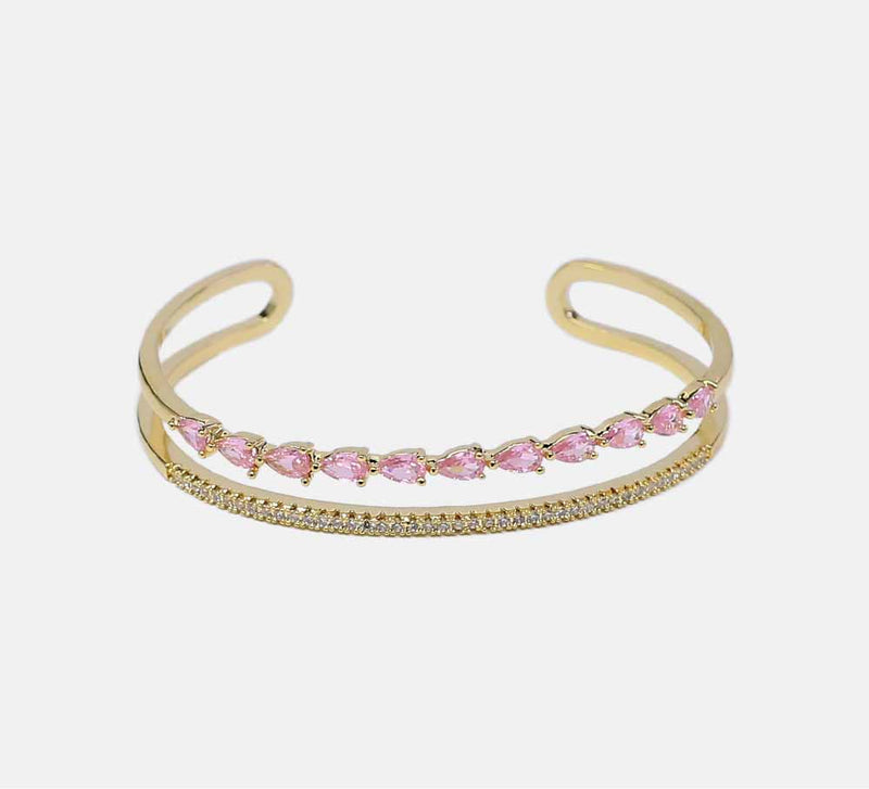 Buy Pink Stone Women Bracelets Online in Pakistan