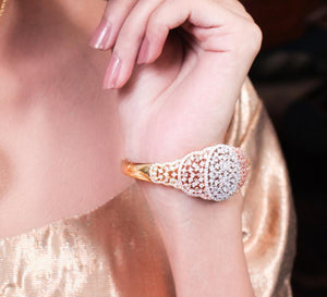 Cuff Bangle : MB-3051 - Mahroze