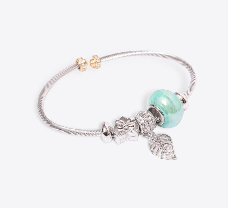 Aqua Bead Women Bracelet Online in Pakistan