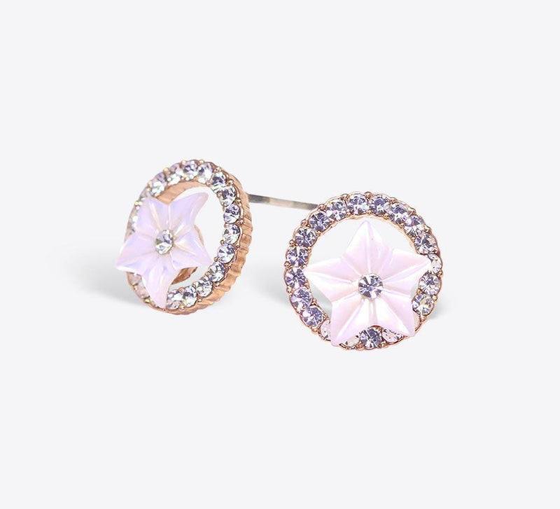 Stud Earrings, Buy Latest Stud Earrings Online - Mahroze