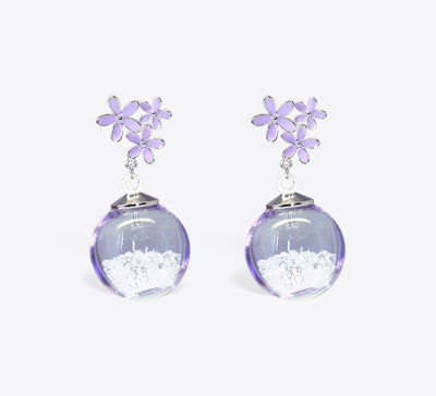Buy Crystal Balls Women Earring Online in Pakistan