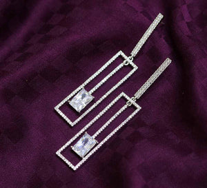 Buy Silver Women Earring Online in Pakistan