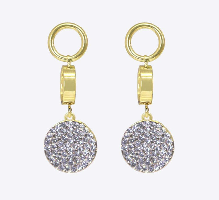 Buy Silver stones Women Earring Online in Pakistan