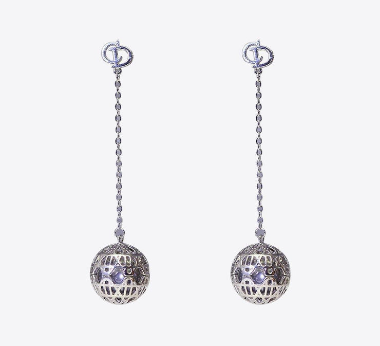 Silver Pendulum Women Earring Online in Pakistan