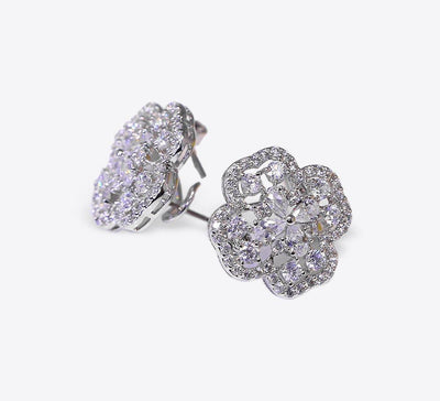 Buy Women Silver Earrings and Studs Online in Pakistan