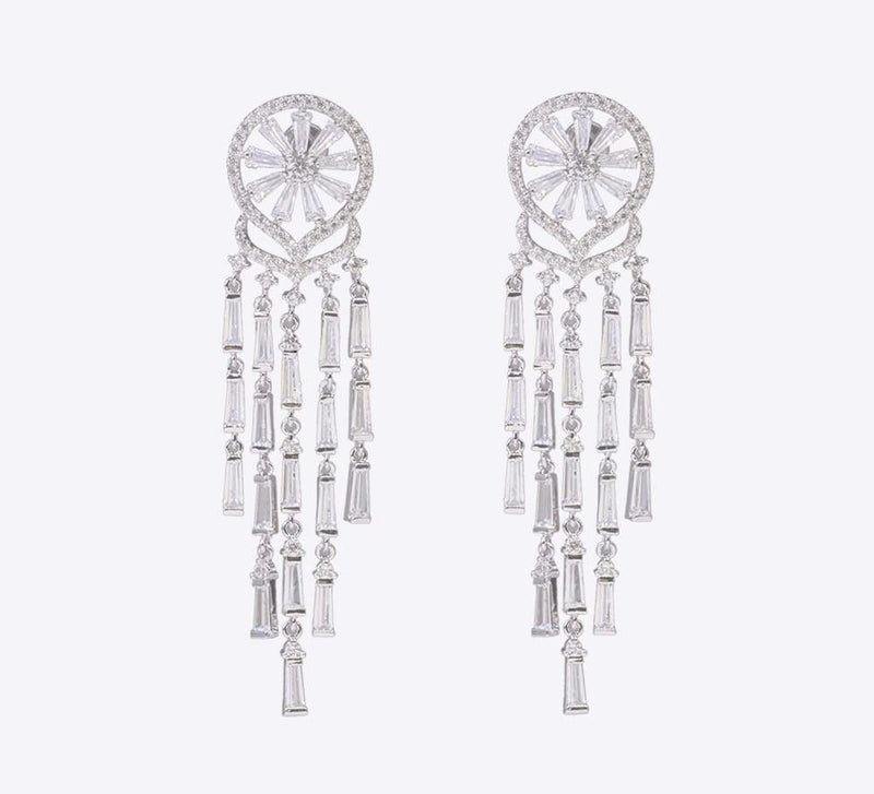 Silver Women Earring Online in Pakistan