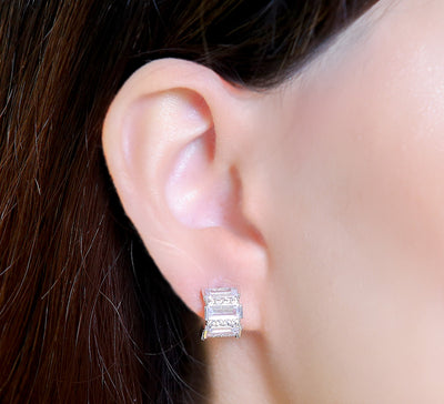 Studs Earrings- Mahroze