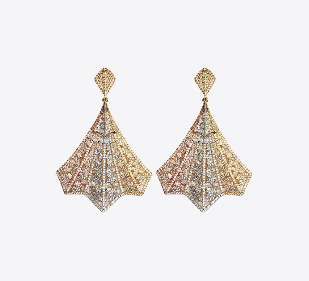 Buy Multicolour Women Earring Online in Pakistan
