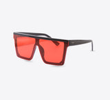 """Sparkly Red"" Women Sunglasses"