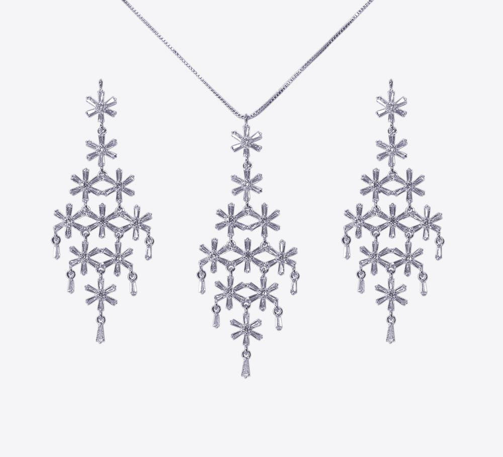 Buy Crystal Pendant Sets Online In Pakistan