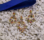 Buy Women Multicolour Pendant Sets Online In Pakistan