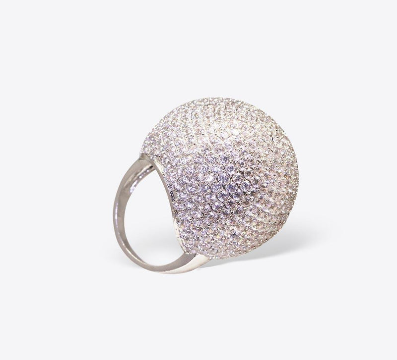 Buy Silver Cocktail Women Rings Online In Pakistan